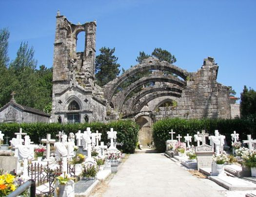 Santa Mariña do Dozo