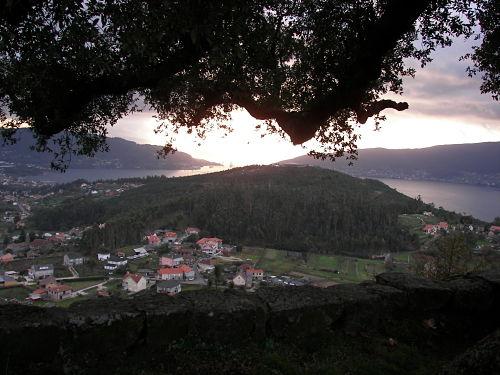 Alto da Peneda Galicia