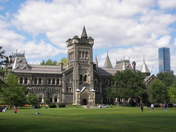 Universidad de Toronto Canada