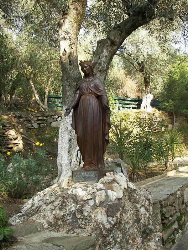 Virgen María Turquía
