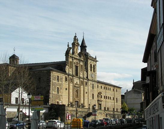 San Nicolás Villafranca del Bierzo