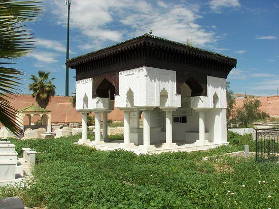 Cementerio Judío de Marrakech