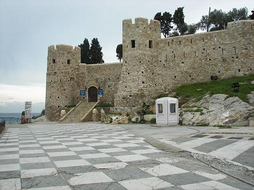 Kuşadası castillo