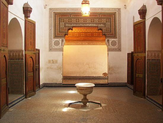Palacio Bahía Marrakech