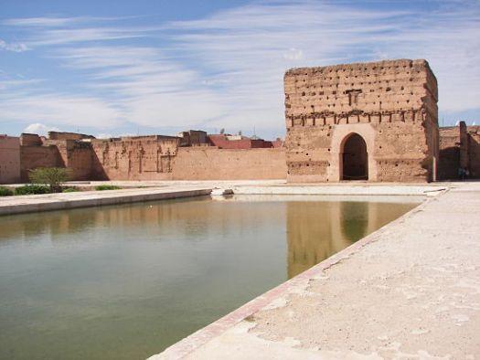 Palacio El Badi Marrakech