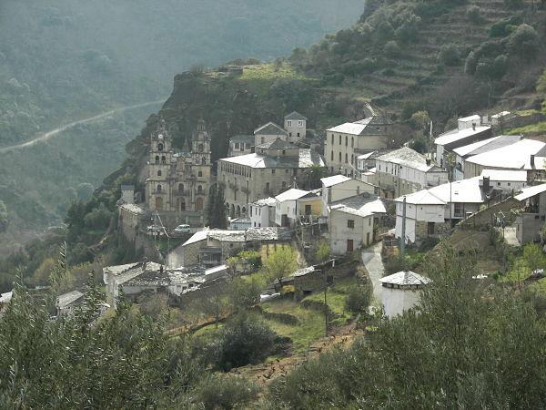 Santuario das Ermidas Galicia