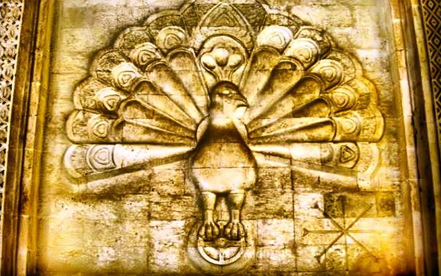 Melek Taus símbolo