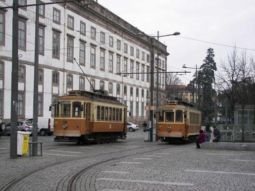 tranvias Porto