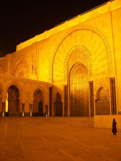 Mezquita de Hassan II