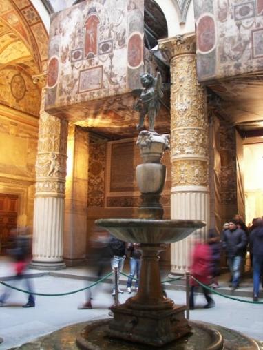 Palazzo Vecchio Florencia