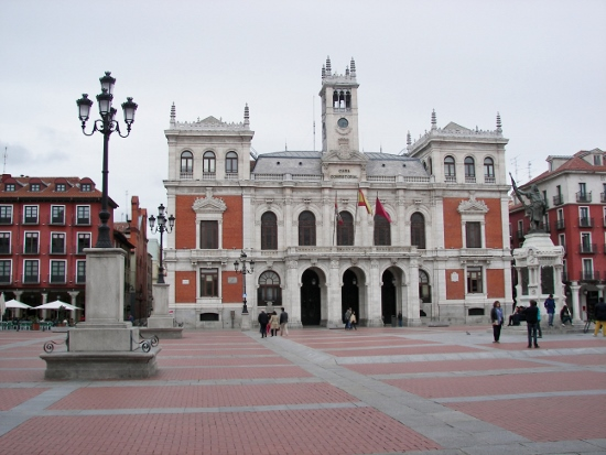Plaza Mayor de Valladolid c