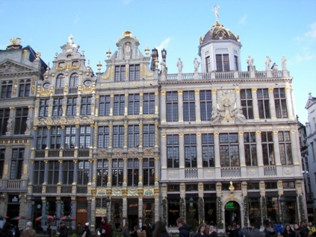 Grand Place Bruselas