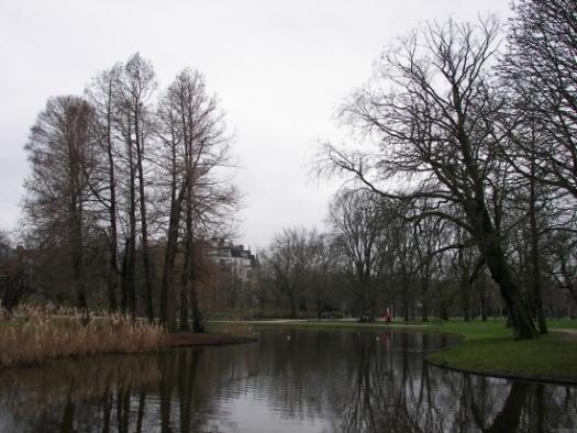 Ámsterdam Vondelpark