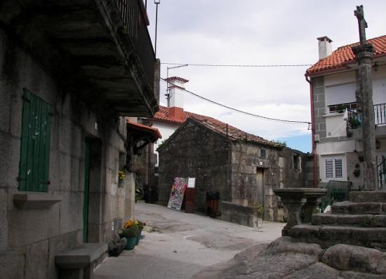 Calles de Combarro  Foto: Miguel Ángel Otero Soliño
