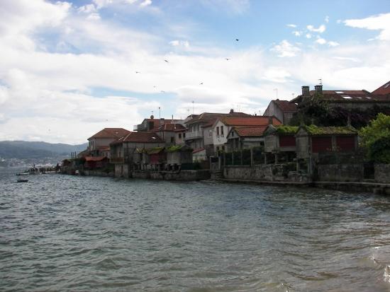 Combarro Galicia