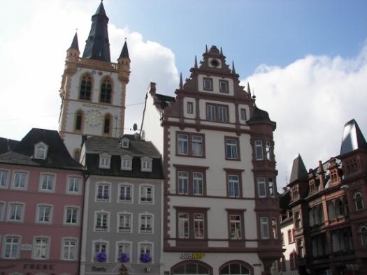 Hauptmarkt Treveris