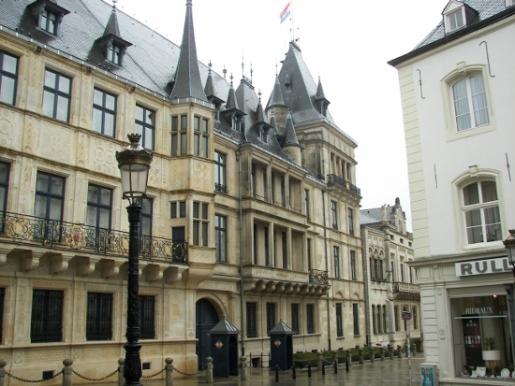 Palacio Ducal Luxemburgo