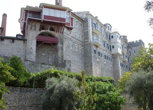 Monasterio del Vatopediou