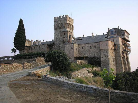 Konstamonitou Monte Athos