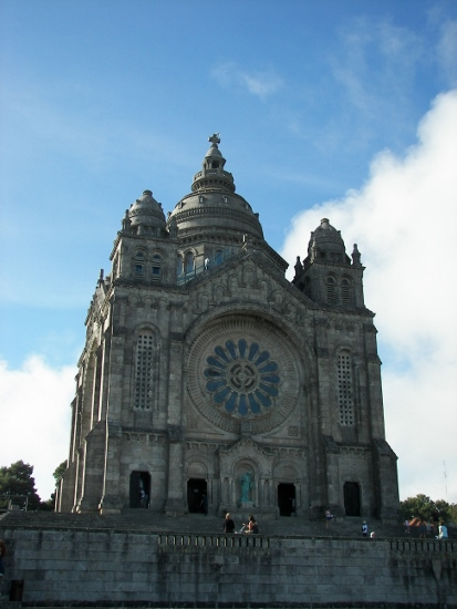 Santa Luzia Viana do Castelo