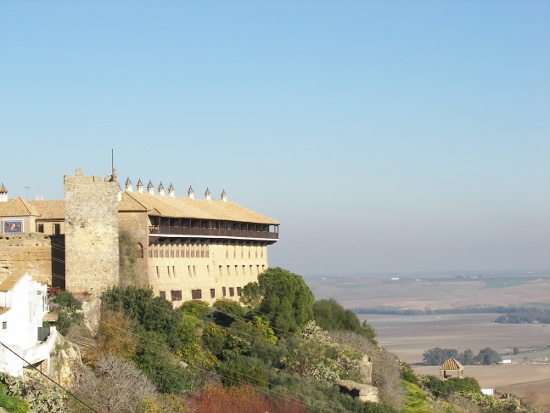 Alcázar de Carmona Sevilla