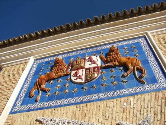 Alcázar del rey Don Pedro Carmoma