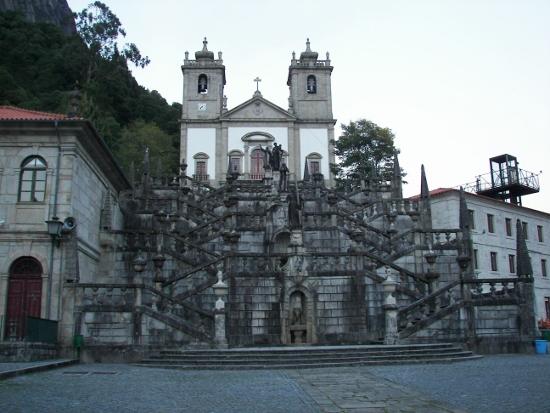 Nossa Senhora da Penedo Portugal