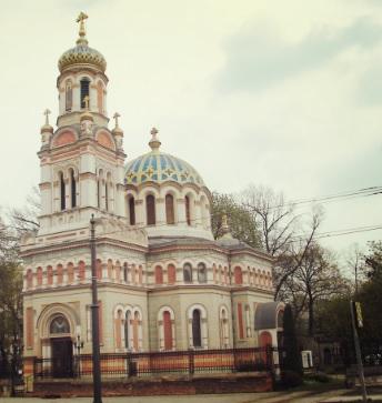 Catedral Alexander Nevsky Lodz