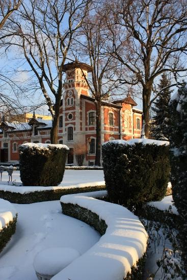 Pałac Herbsta Lodz