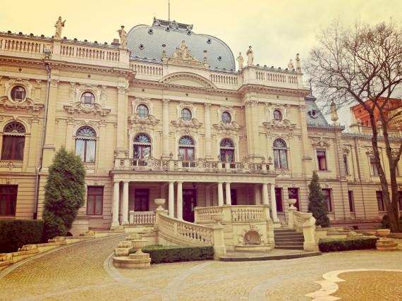 Palac Poznańskiego Lodz