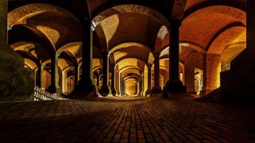 Catedral subterránea Lodz