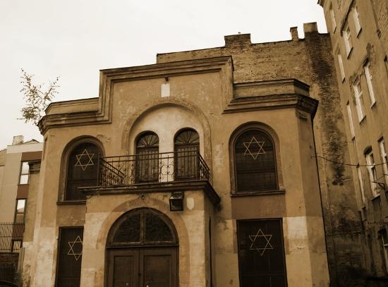 Sinagoga Reicher Lodz
