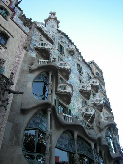 Casa Batllo Gaudí