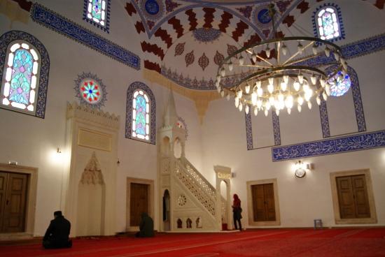 Mezquita Bulgaria
