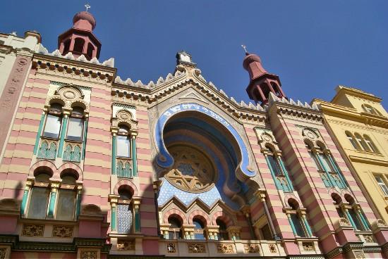 Sinagoga morisca Praga