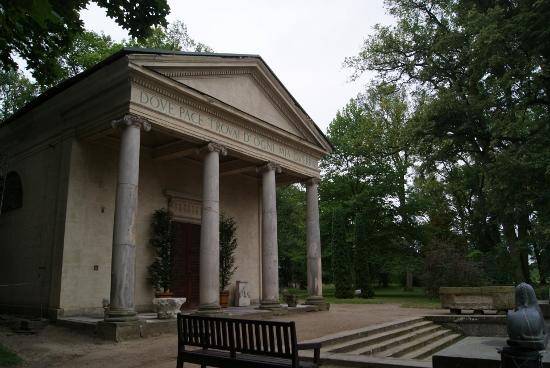 templo Arkadia