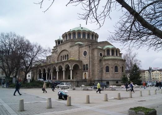 iglesia ortodoxa Bulgaria