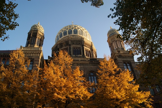 Sinagoga Berlin