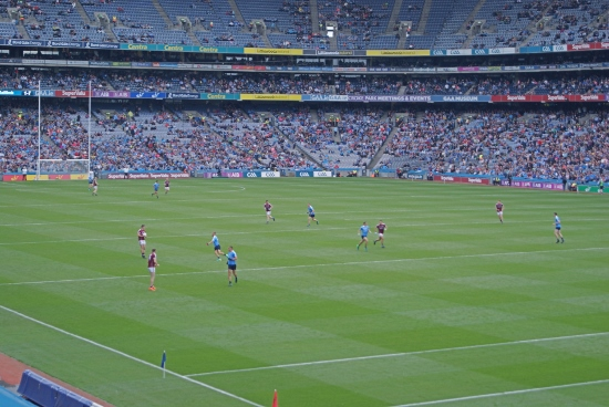 Gaelic Football Croke Park