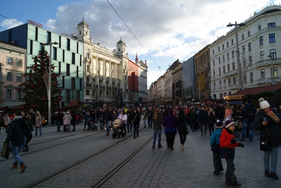 Brno turismo