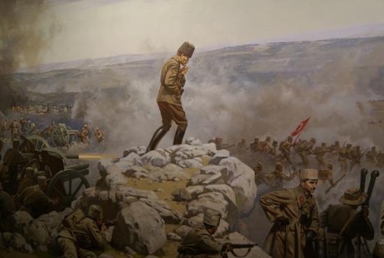 atatürk guerra independencia