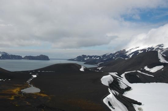 Isla Decepcion Antartida