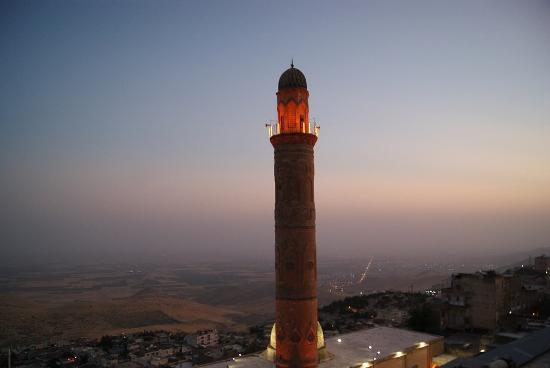 mezquita Mardin