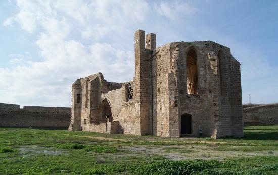 Famagusta church