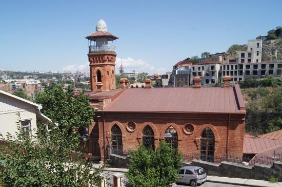 Mosques in Georgia