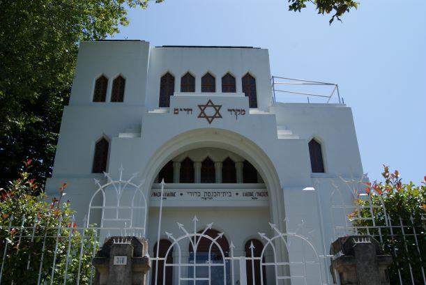 Sinagoga más grade de Portugal