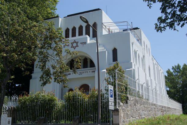 Sinagoga de Oporto