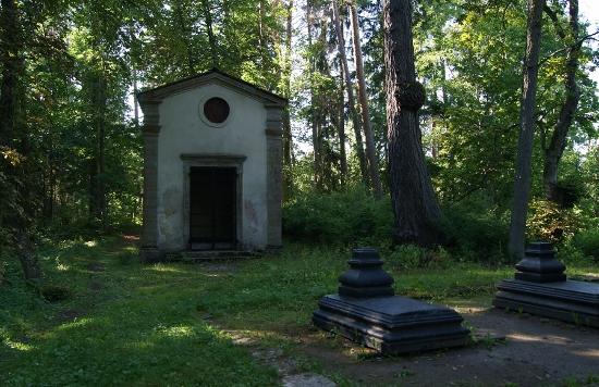 Monasterio abandonado en Tallin