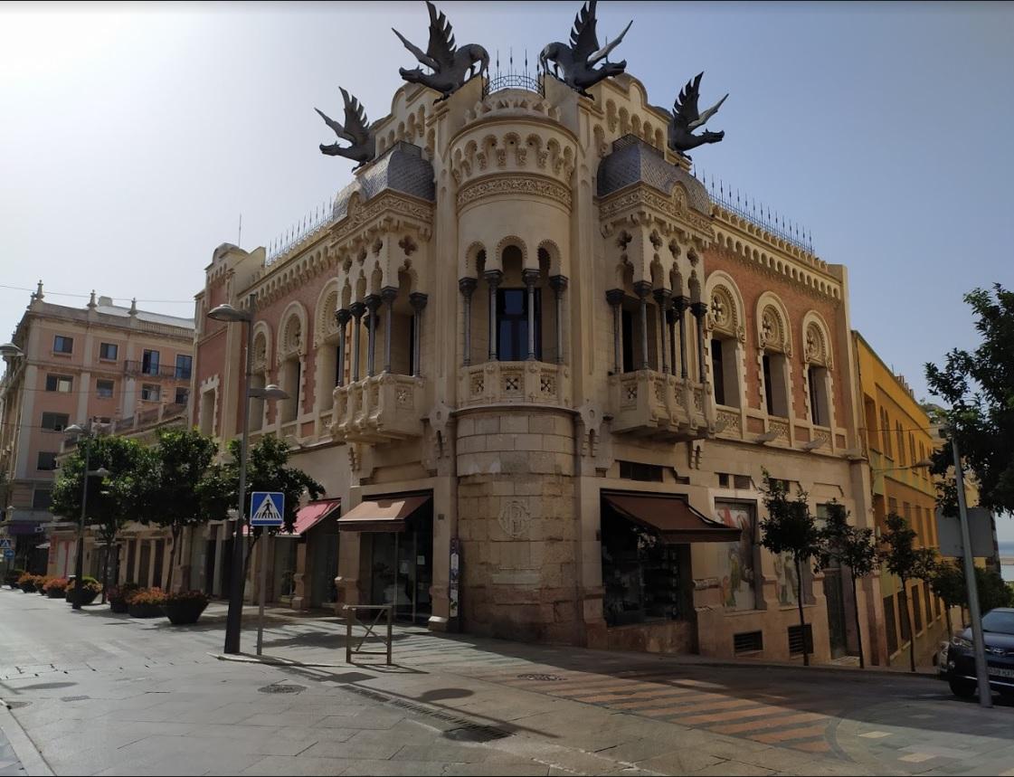Casa de los Dragones Ceuta