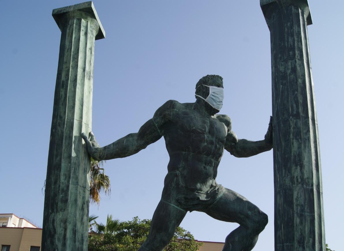 Columnas de Hércules en Ceuta
